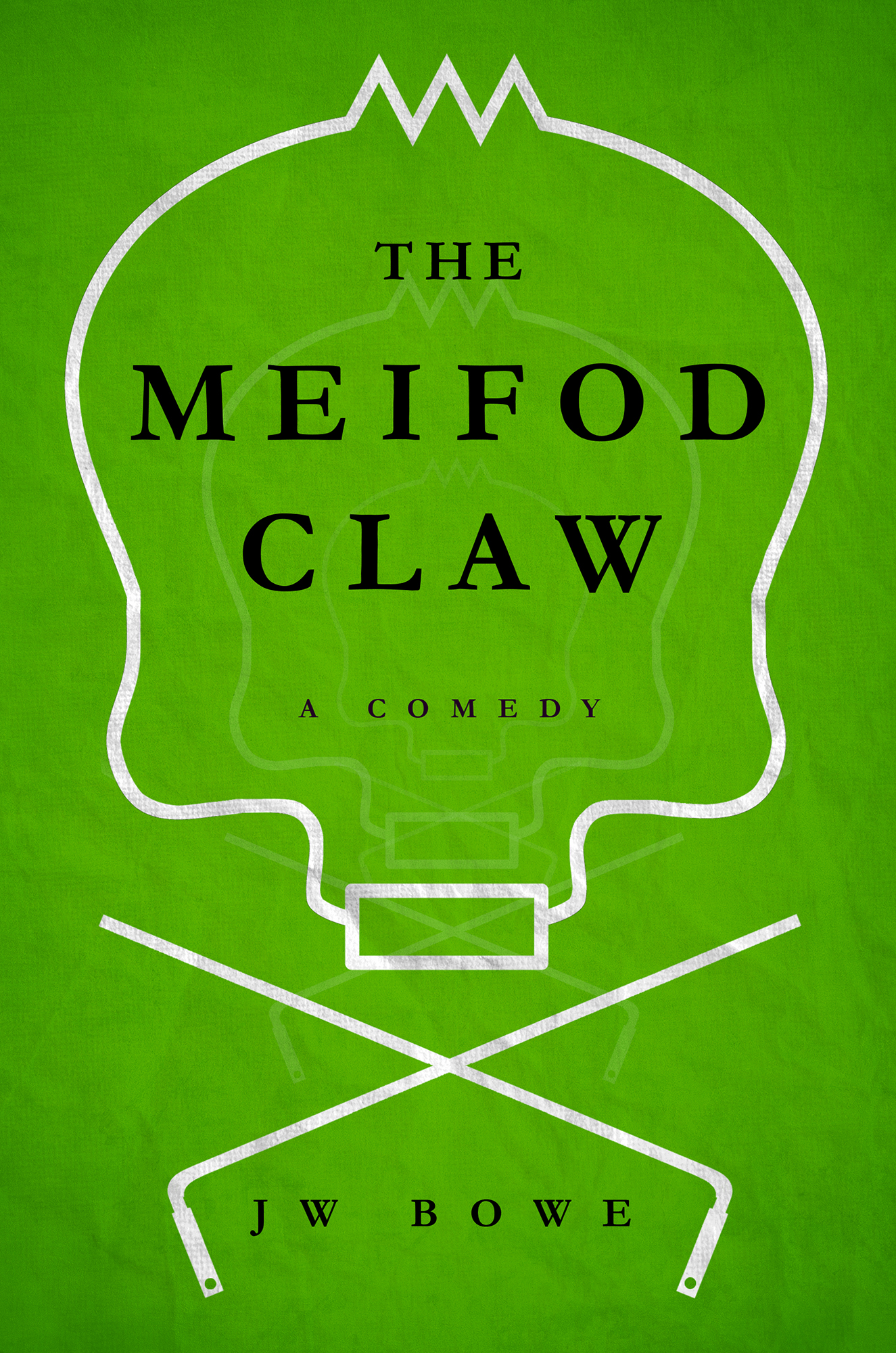 The Meifod Claw Front Cover