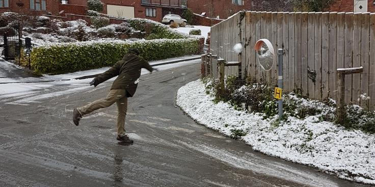 snowy JW Bowe
